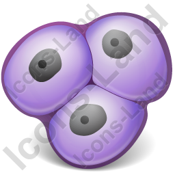 Cancer Cells Icon, PNG/ICO, 256x256