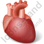 Heart Icon, PNG/ICO, 64x64