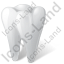 Tooth Icon, PNG/ICO, 64x64