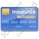Insurance Card Icon, PNG/ICO, 128x128