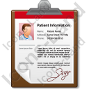 Patient Information Icon