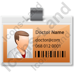 Name Tag Icon