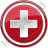Hospital Cross Red Symbol Icon