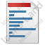 Clinical Analysis Document Icon, PNG/ICO, 64x64