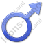 Gender Male Symbol Icon
