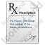 Prescription Document Icon
