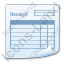 Receipt Document Icon
