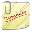 Reminder Note Icon