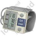 Blood Pressure Meter Icon