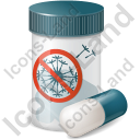 Medication Antihistamines Icon