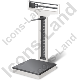 Body Weight Scale Icon