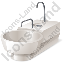 Dental Cuspidor Icon