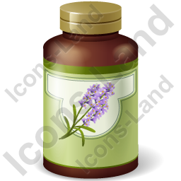 Herbal Tincture Icon