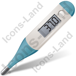 Medical Thermometer Celsius Icon