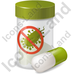 Medication Antibiotic Icon