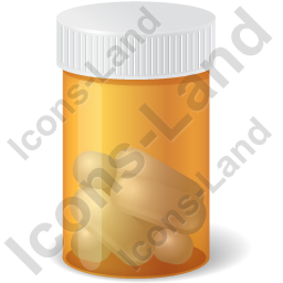 Prescription Bottle Icon