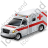 Ambulance Pickup Icon, PNG/ICO, 48x48