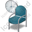 Waiting Room Icon