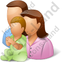 Group3 Parents Baby Icon