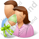 Group3 Parents Newborn Icon