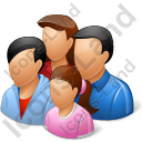 Group4 Family Icon