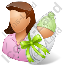 Group2 Mother Newborn Icon