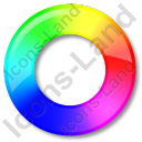Colors Color Wheel Icon