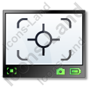 Electronic Viewfinder Icon
