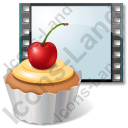 Film Genre Cooking Show Icon