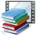Film Genre Educational Icon