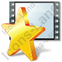 Film Genre Favorite Icon, AI,