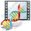 Film Genre Science Icon, PNG/ICO, 128x128
