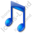 Music Notation Note 8 Icon