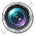 Photographic Lens Icon