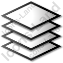 Tool Layer Icon, PNG/ICO, 128x128