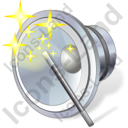 Audio Effects Icon