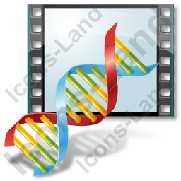 Film Genre Science Icon, PNG/ICO, 256x256