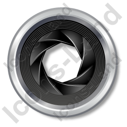 Iris Diaphragm Icon