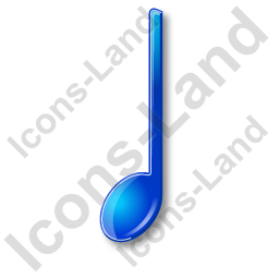 Music Notation Note 1 Icon