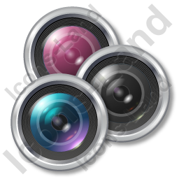 Photographic Lenses Icon