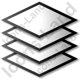 Tool Layer Icon, PNG/ICO, 256x256