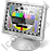 Display Test Pattern Icon