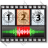 Movie Sound Frame Horizontal Icon, PNG/ICO, 48x48