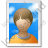 Picture Portrait Icon