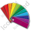 Color Matching Fan 1 Icon, PNG/ICO, 64x64
