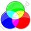 Colors RGB Icon