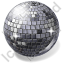 Disco Ball Icon