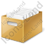 Drawer Files Icon