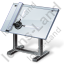 Drawing Board Icon, PNG/ICO, 64x64
