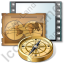 Film Genre Adventure Icon, PNG/ICO, 64x64